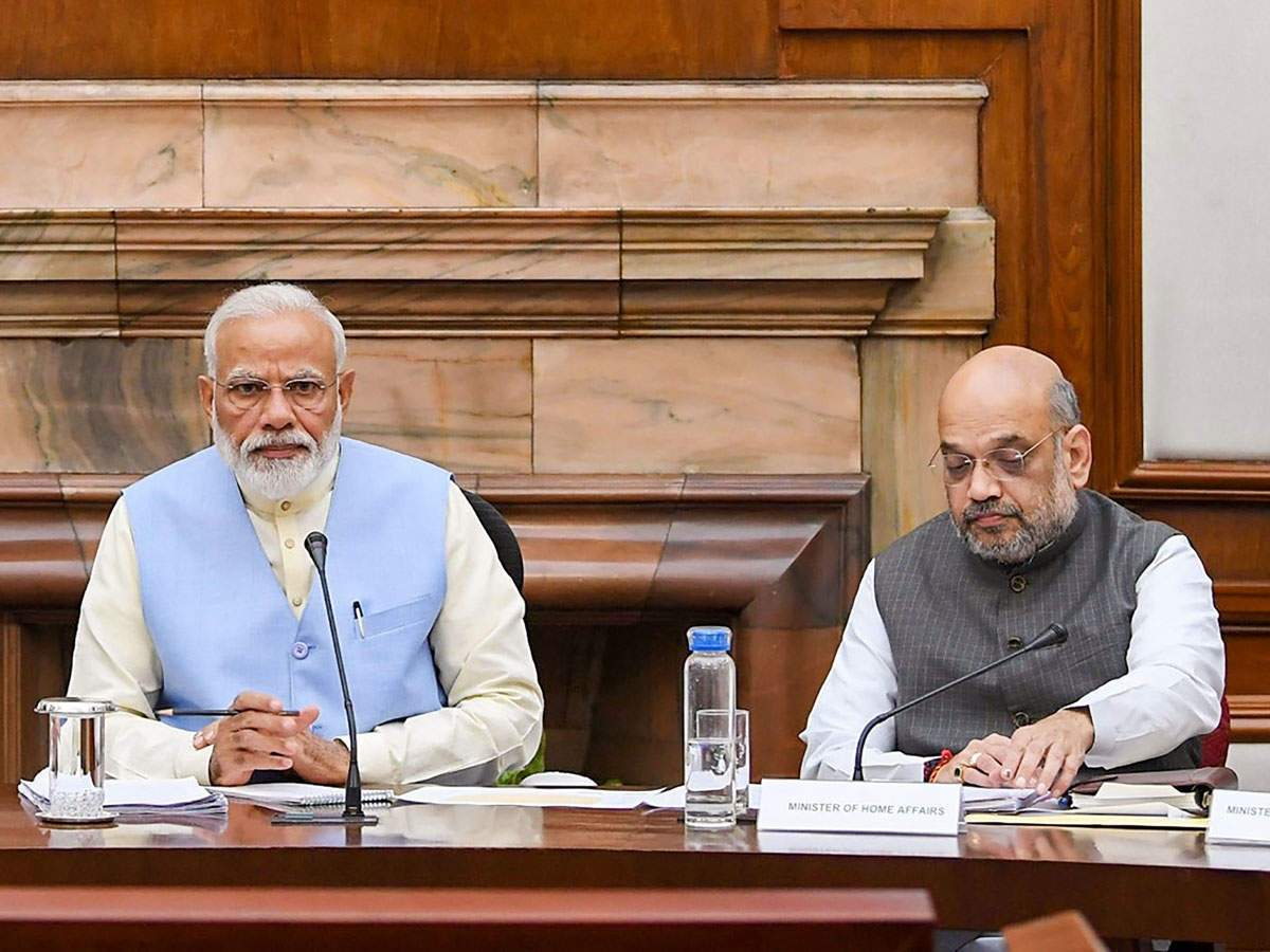 PM Modi sets up two ministerial panels to spur growth, jobs