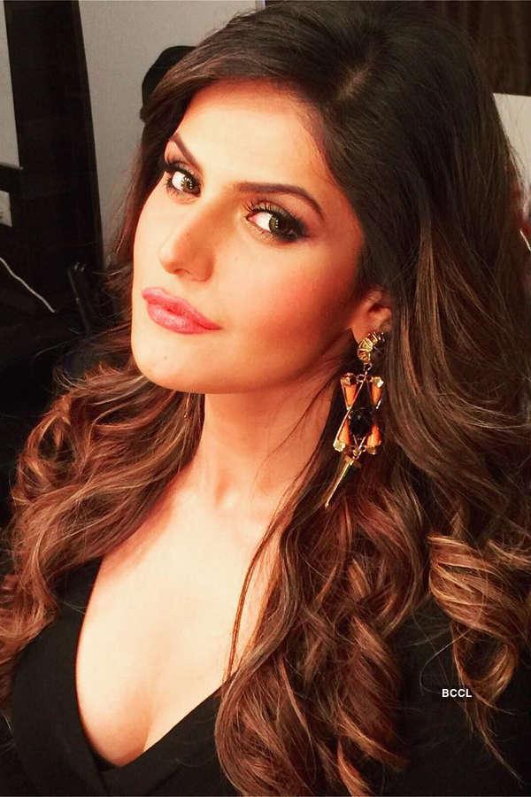 Bigg Boss 13: Zareen Khan refutes rumours of being part of the show