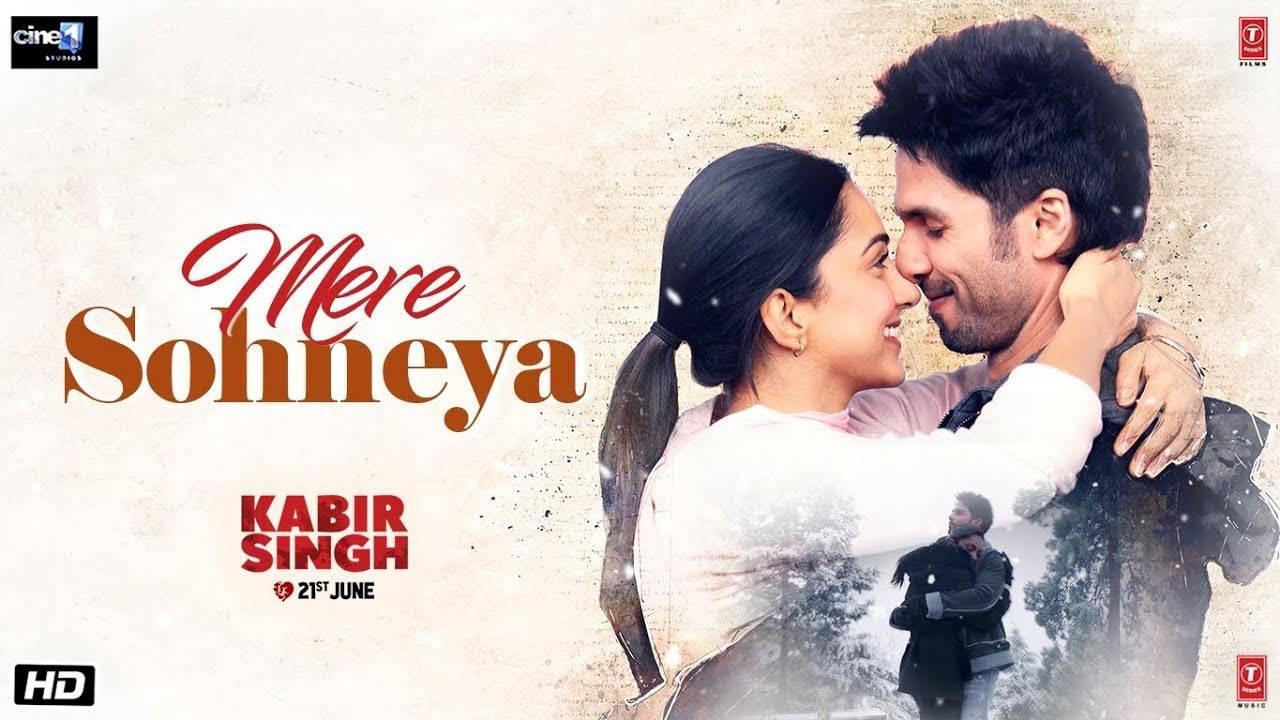 Kabir Singh | Song - Mere Sohneya