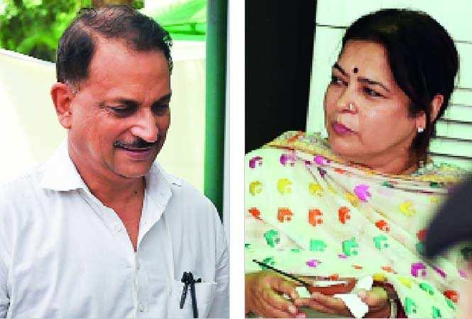 Rajiv Pratap Rudy, Meenakshi Lekhi