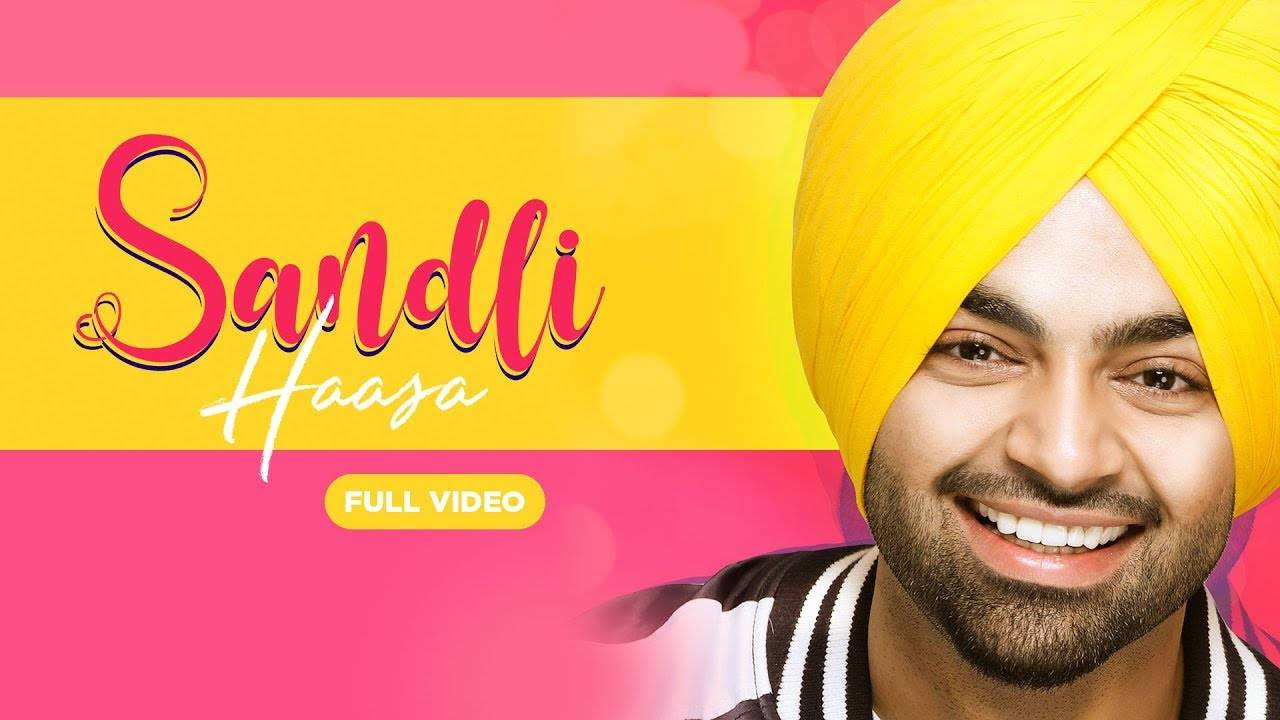 Latest Punjabi Song 'Sandli Hassa' Sung By Jordan Sandhu