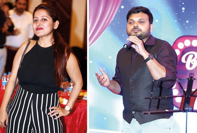 (L) Sneha (R) Junaid Khan (BCCL/ Aditya Yadav)