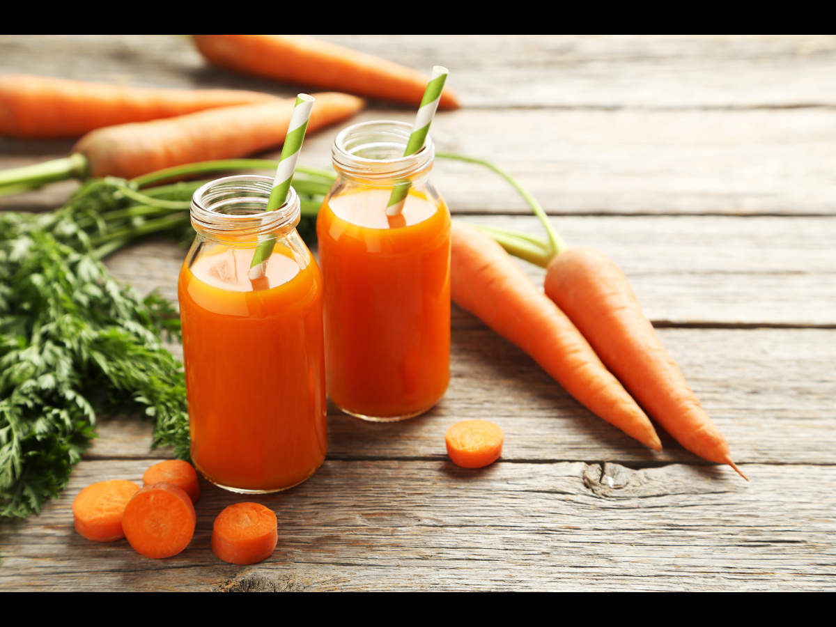 Do carrots improve vision?: Here's how carrots can improve eyesight! -  Times of India