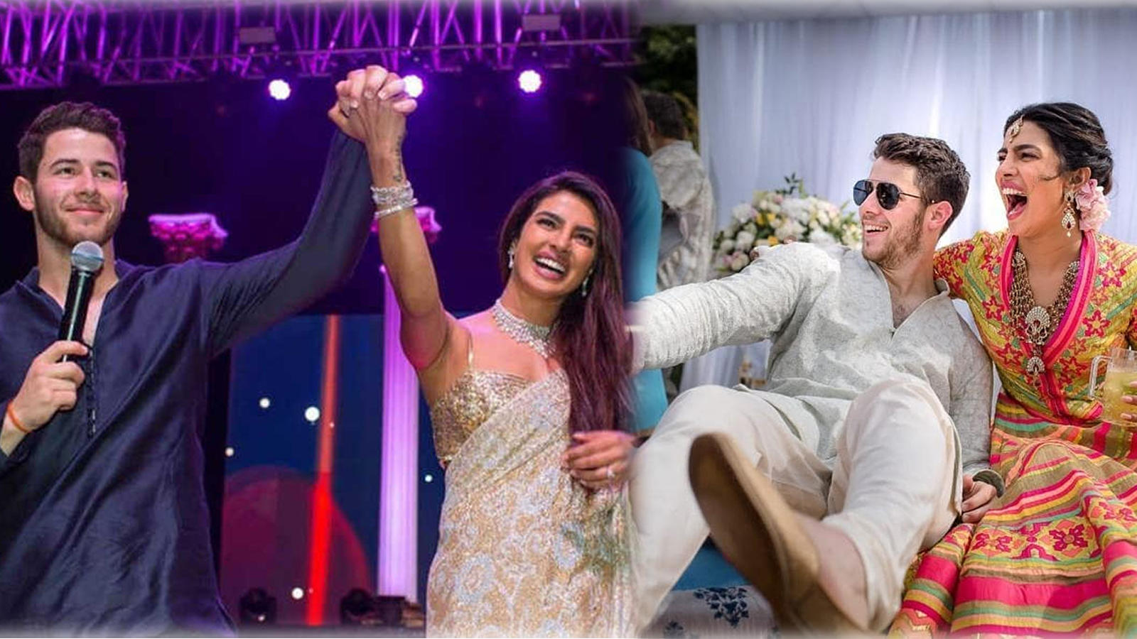 Priyanka Chopra and Nick Jonas planning a reality show inspired from their own sangeet ceremony