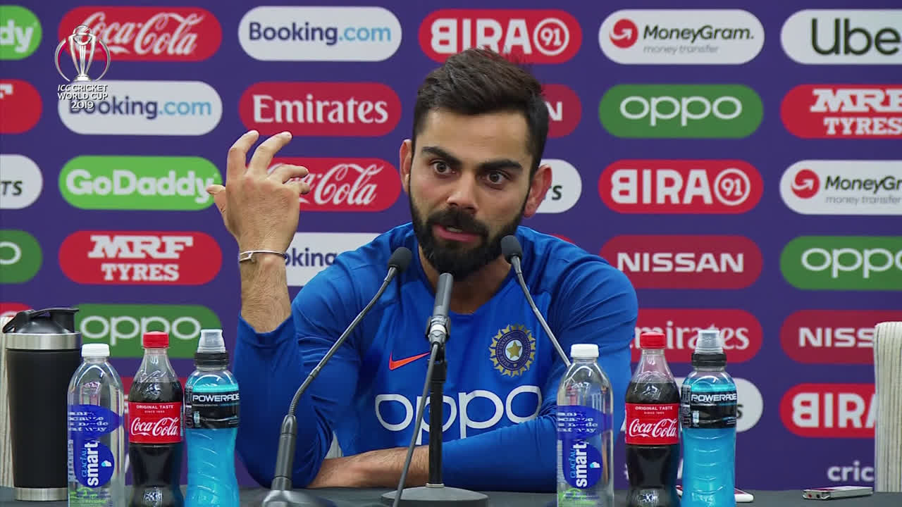 Watch: Why Virat Kohli asked Oval crowd to cheer Steve Smith