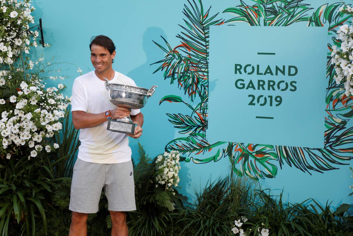 Nadal wins 18th Grand Slam title