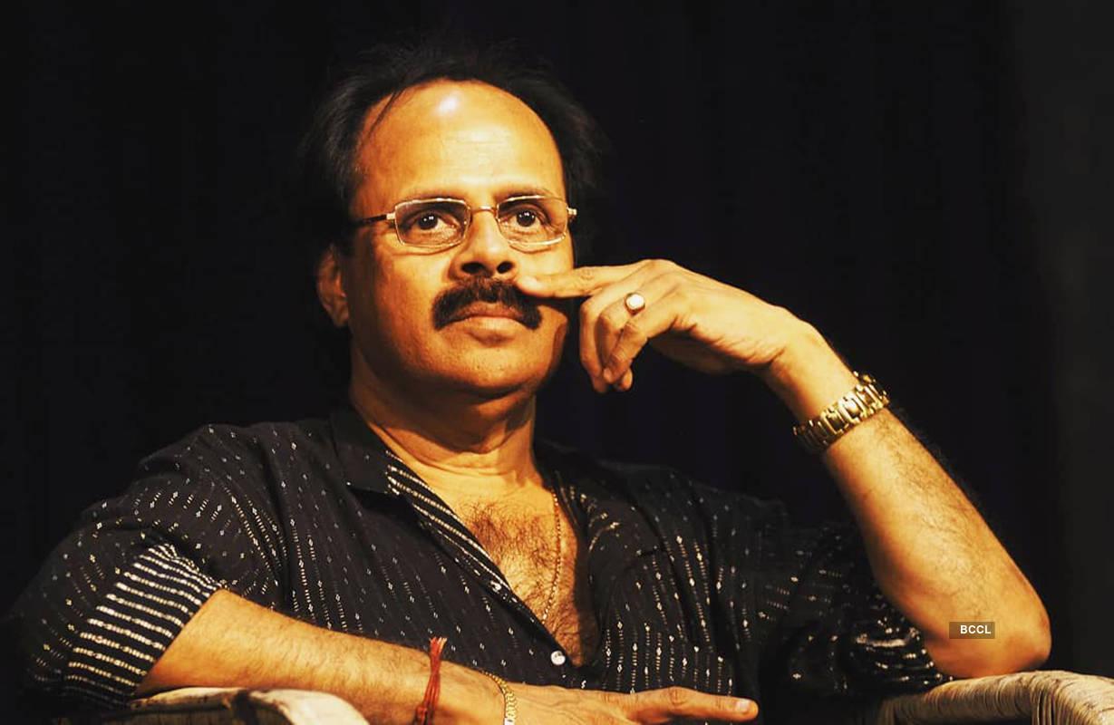 Veteran dramatist and screenwriter Crazy Mohan passes away