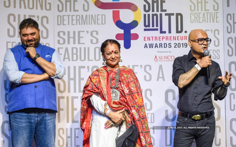 The Times She UNLTD Entrepreneur Award 2019: Mumbai Finale