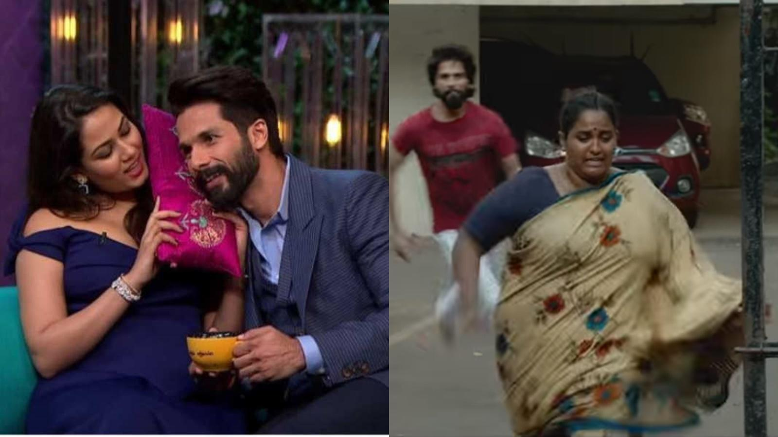 Shahid Kapoor reveals wife Mira Rajput brought home several domestic helps after their marriage