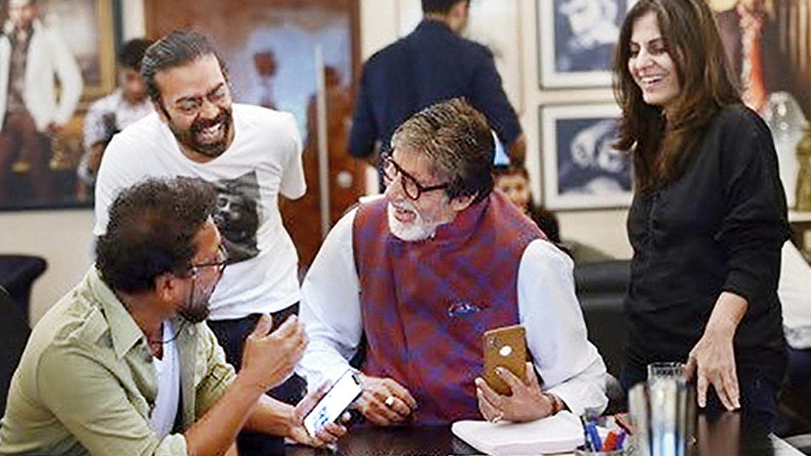 Amitabh Bachchan headed to Lucknow to shoot for Shoojit Sircar's film