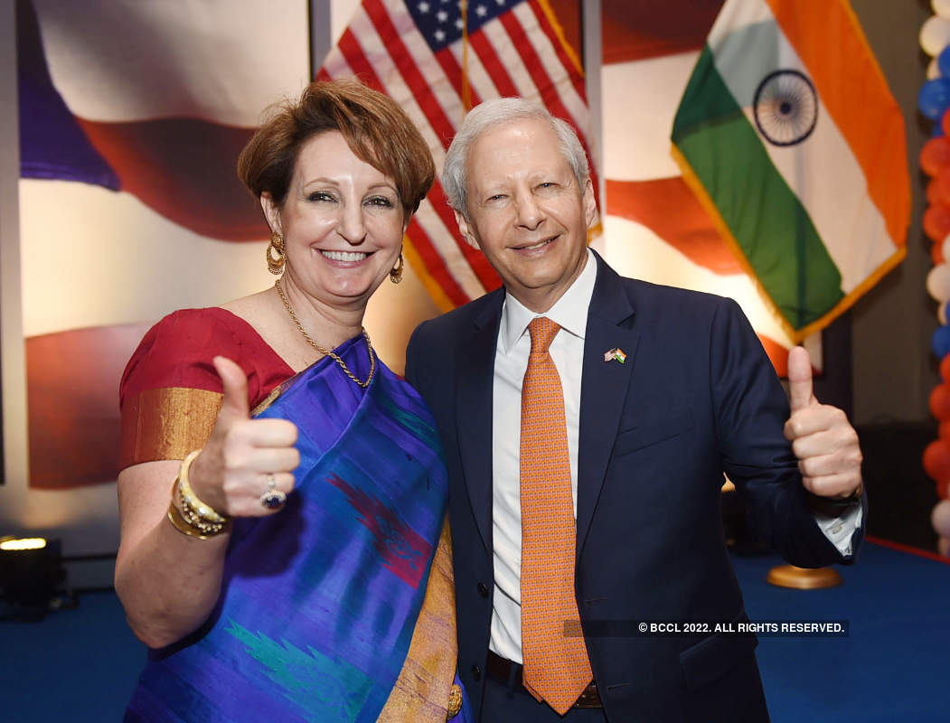 US Ambassador Kenneth Juster hosts 243rd US Independence Day