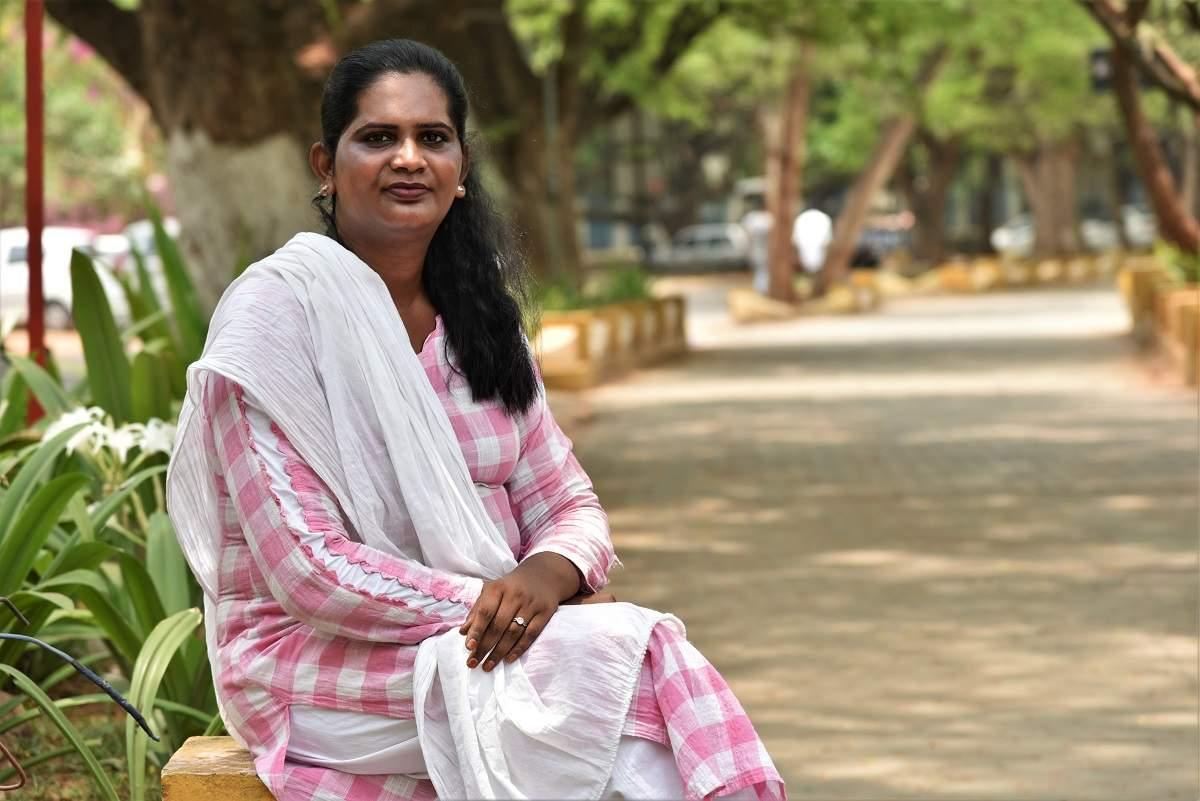 Transgender Thaslima Nasreen