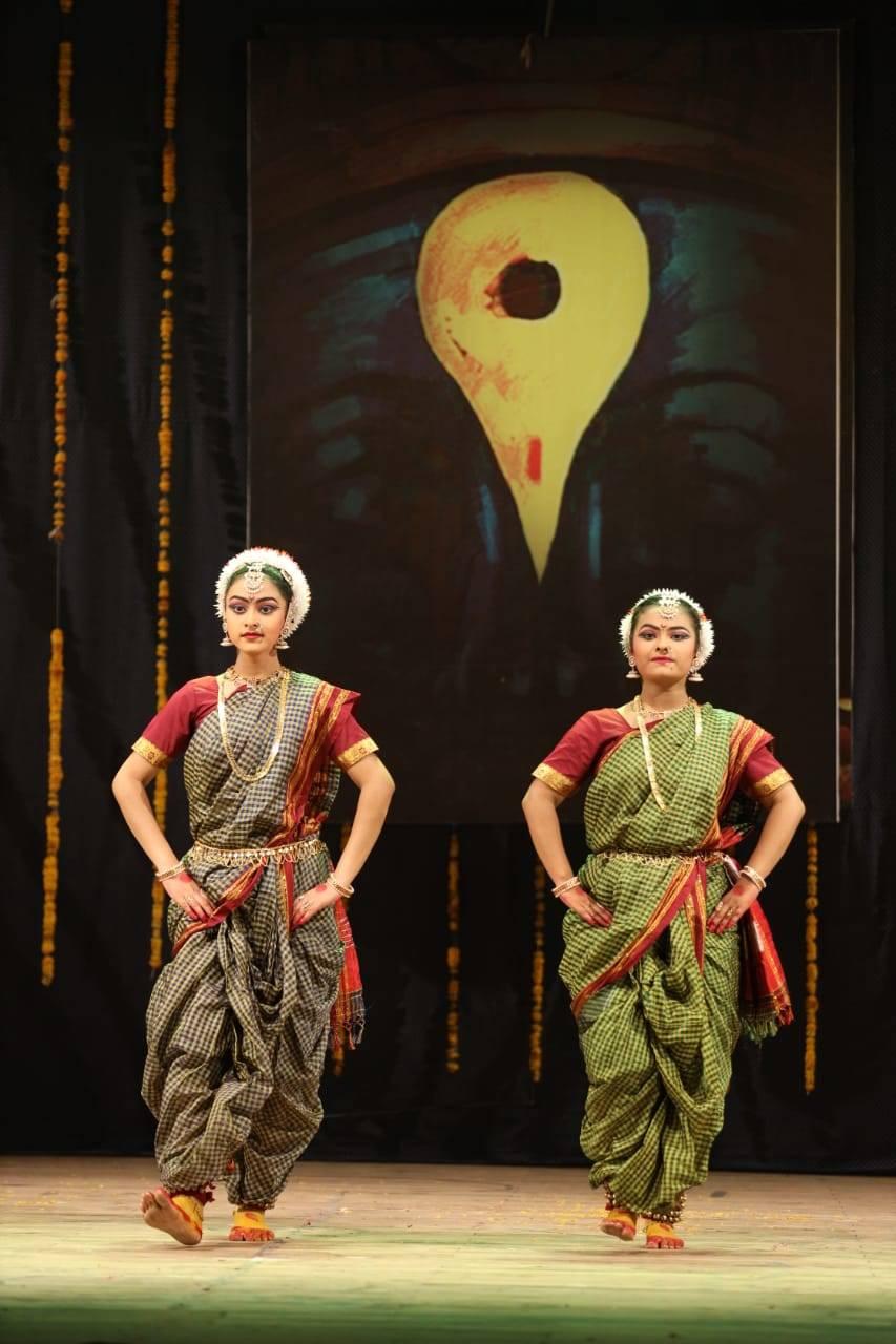 Bharatanatyam dancers put forth a scintillating Arangetram