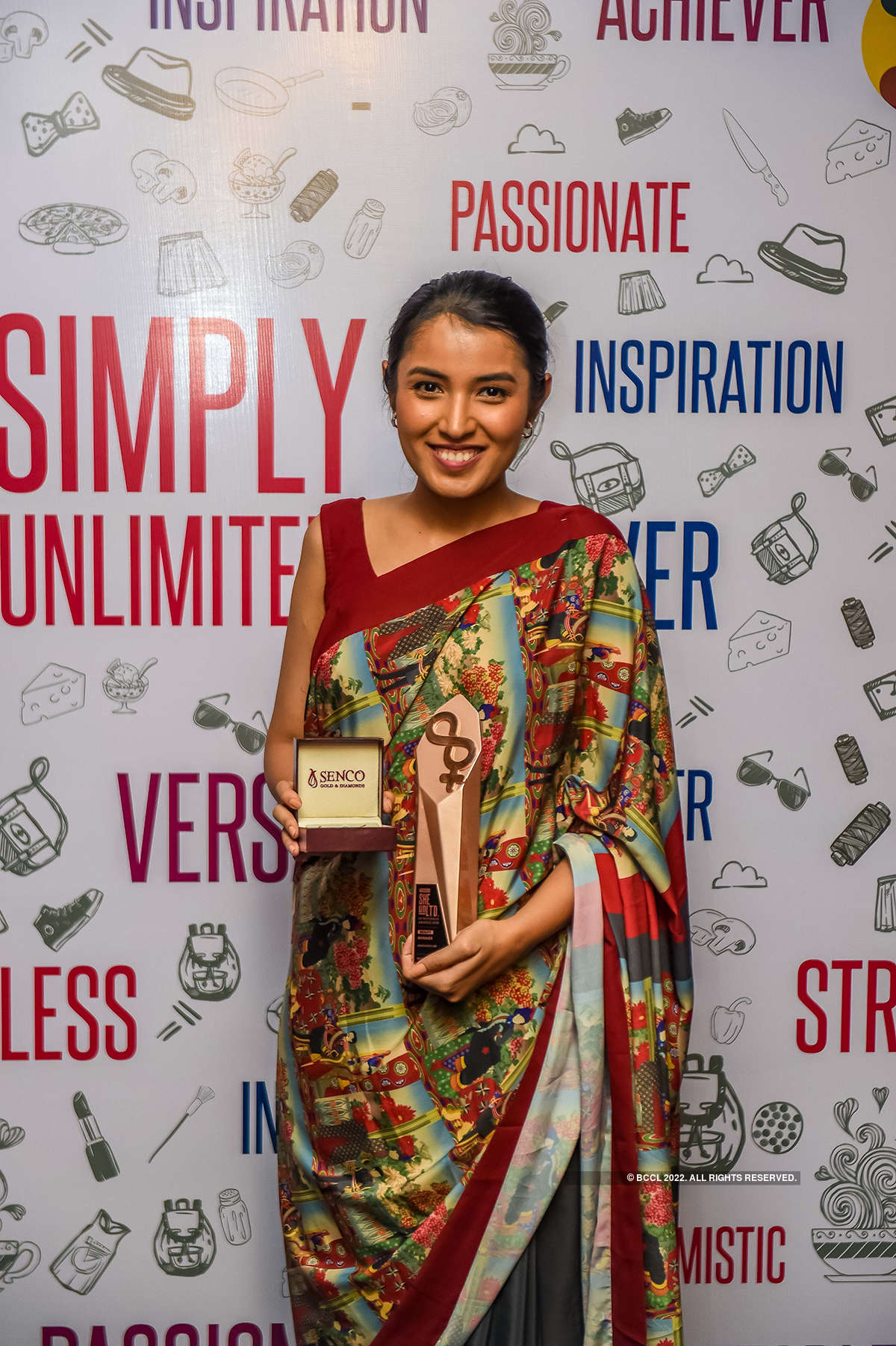 Best photos from The Times She UNLTD Entrepreneur Award 2019 – Mumbai Finale