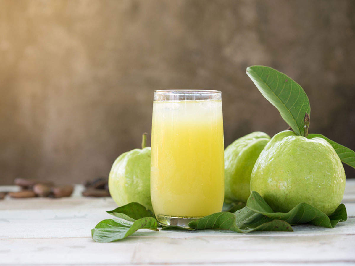 guava health benefits: this is why you should drink guava