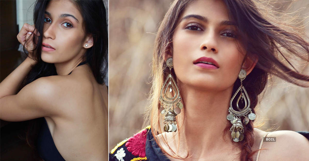 Bold and glamorous pictures of Deepak Tijori's daughter Samara