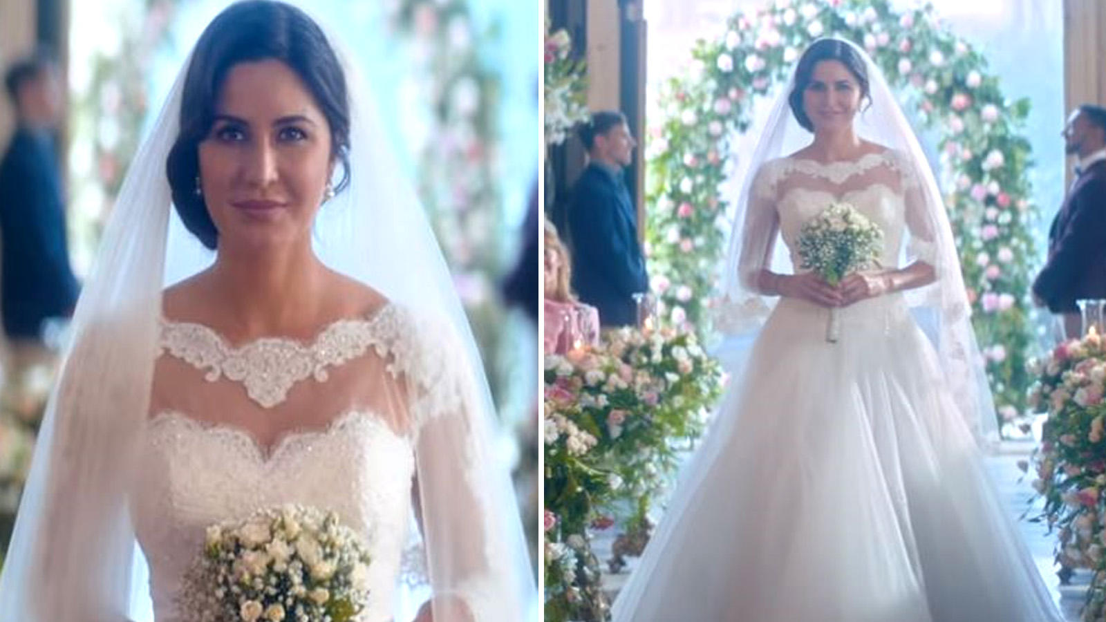 Katrina Kaif's bridal look from 'Bharat' has fans asking if she's getting married soon!