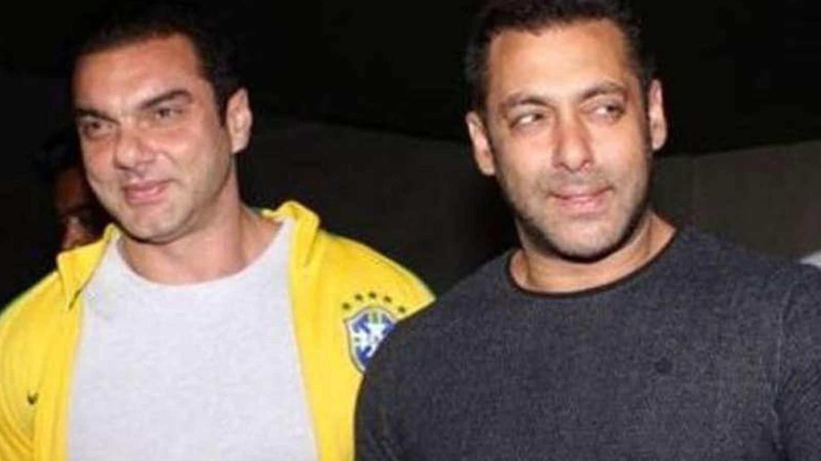 Salman Khan gives brother Sohail Khan a green light for 'Sher Khan'