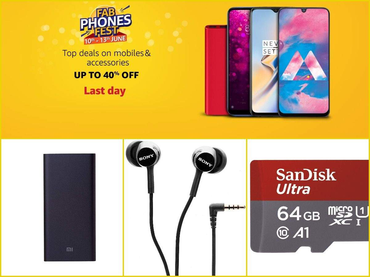 Last day of Amazon Fab Phones Fest sale: 20 gadgets you can buy at Rs 999 and less