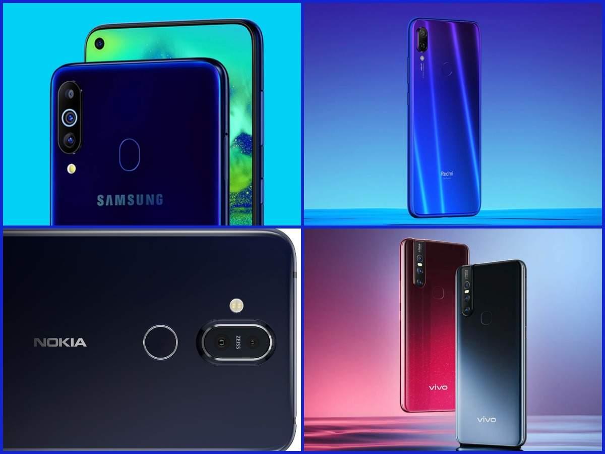 Best smartphone under Rs 20,000: Samsung Galaxy M40 vs Xiaomi Redmi Note 7 Pro vs Nokia 8.1 vs Vivo V15