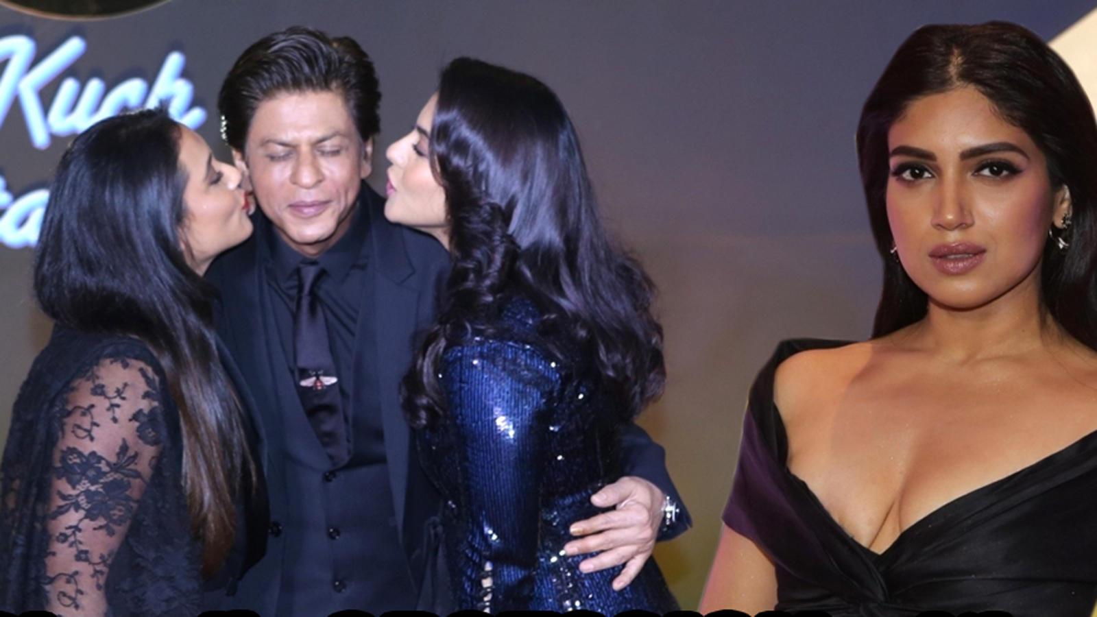 Bhumi Pednekar's obsession with Shah Rukh Khan starrer 'Kuch Kuch Hota Hai'