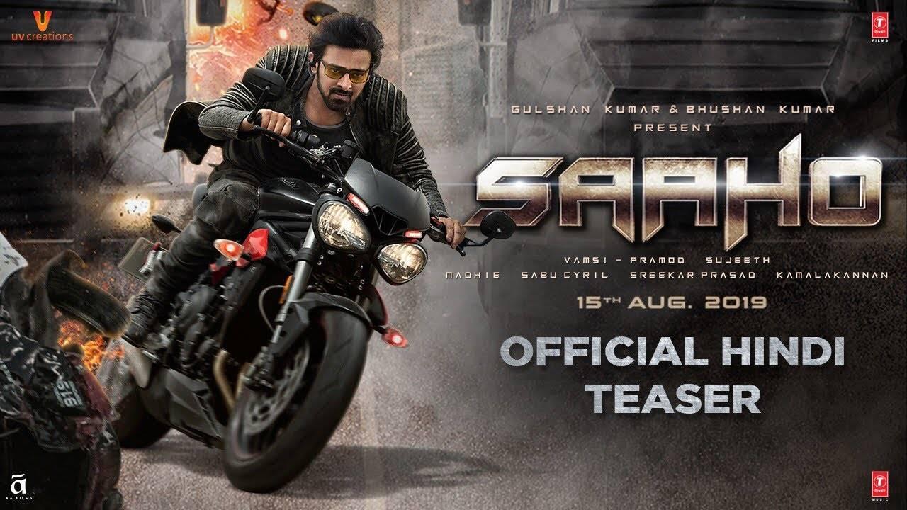 Saaho - Official Hindi Teaser
