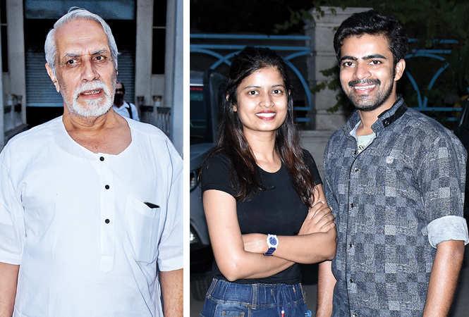 (L) CR Jambe (R) Kamakshi Bharti and Harikesh Maurya (BCCL/ Vishnu Jaiswal)