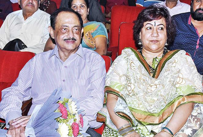 A N Banerjee and Madhu Banerjee (BCCL/ Vishnu Jaiswal)