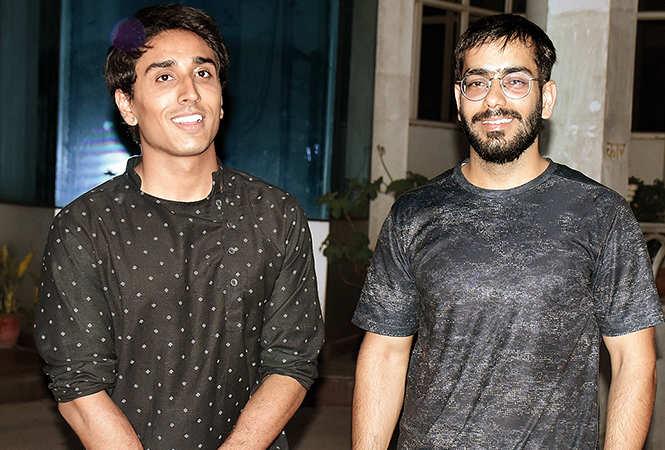 (L) Akshat Sunil (R) Gaurav Dhingra (BCCL/ Vishnu Jaiswal)