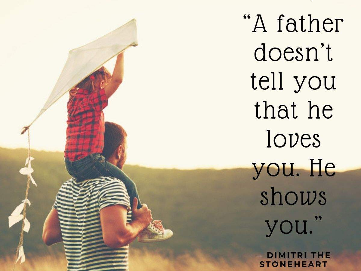 Happy Father's Day Quotes, Messages, Status & Wishes: Heart-warming
