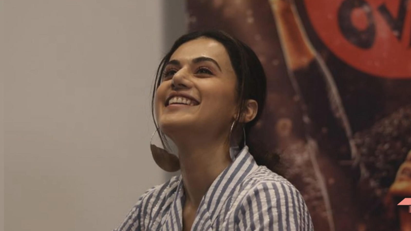 Five exciting outfits Taapsee Pannu wore during 'Game Over' promotions
