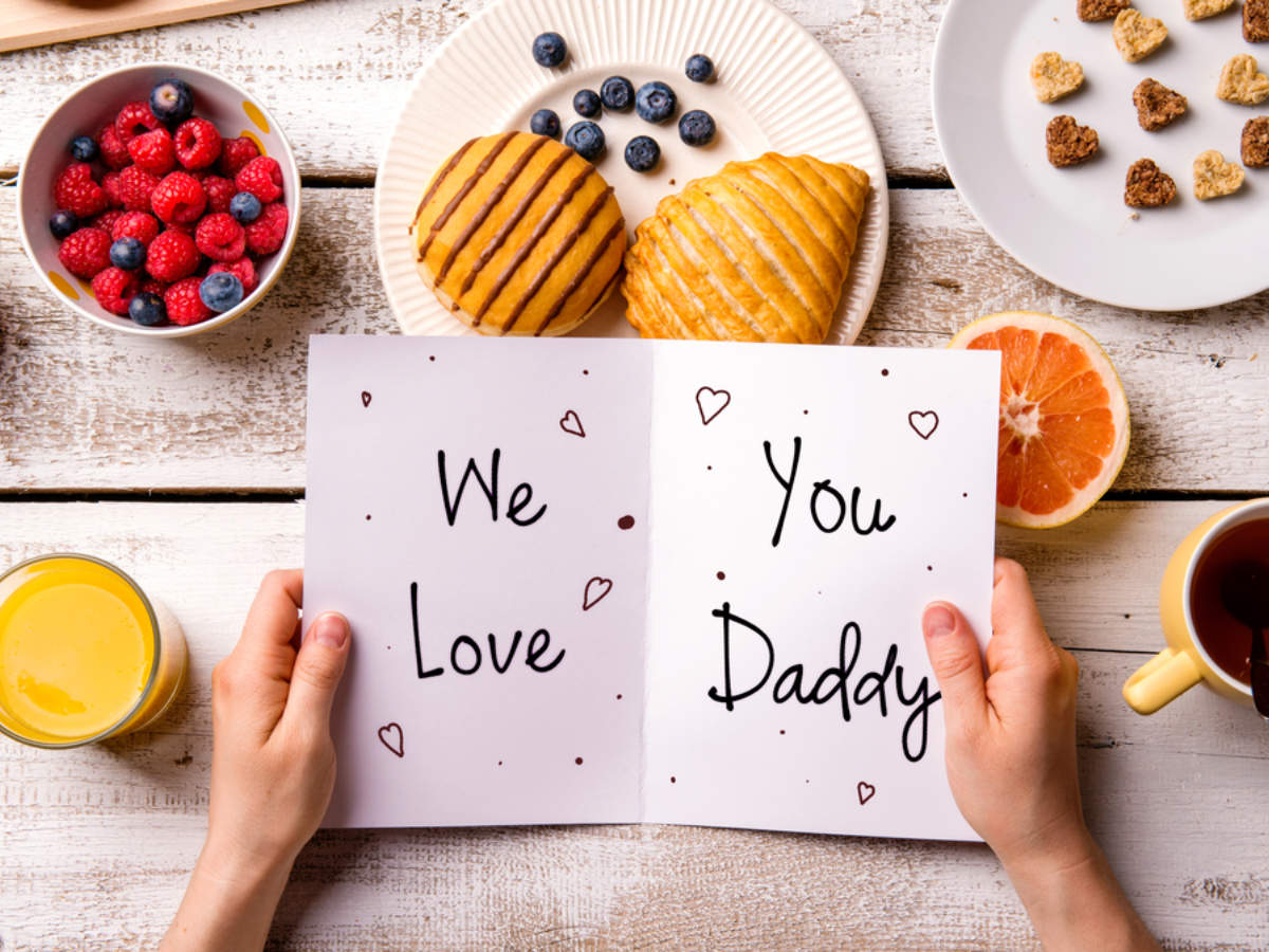 Happy Father's Day 2020: Images, SMS, Wallpaper