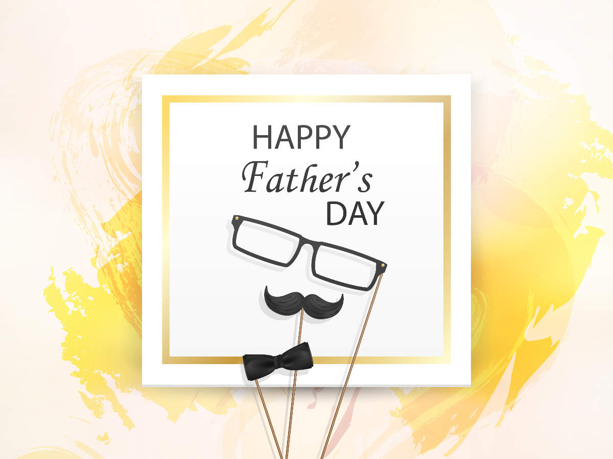 Happy Father's Day 2019 Card Ideas, Images, Status, Wishes & Messages