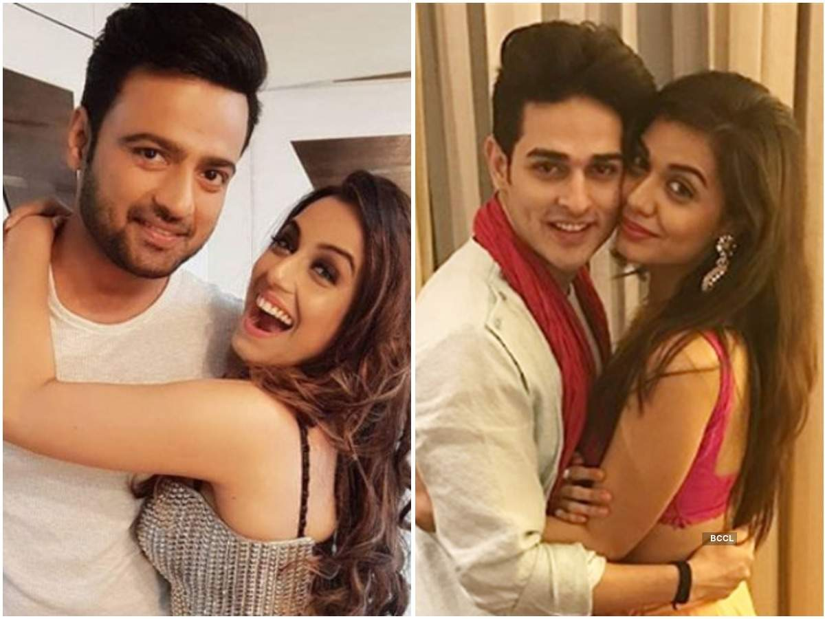 474dc30a4 Srishty Rode-Manish Naggdev to Divya Agarwal-Priyank Sharma: Celebs who  broke up because of infidelity | The Times of India