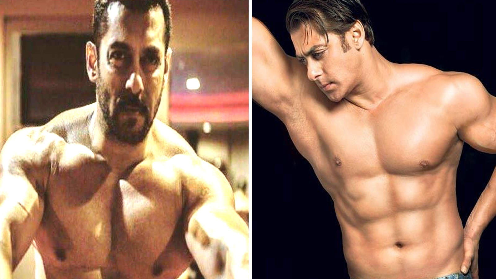 Salman Khan shares the secret behind his chiseled body