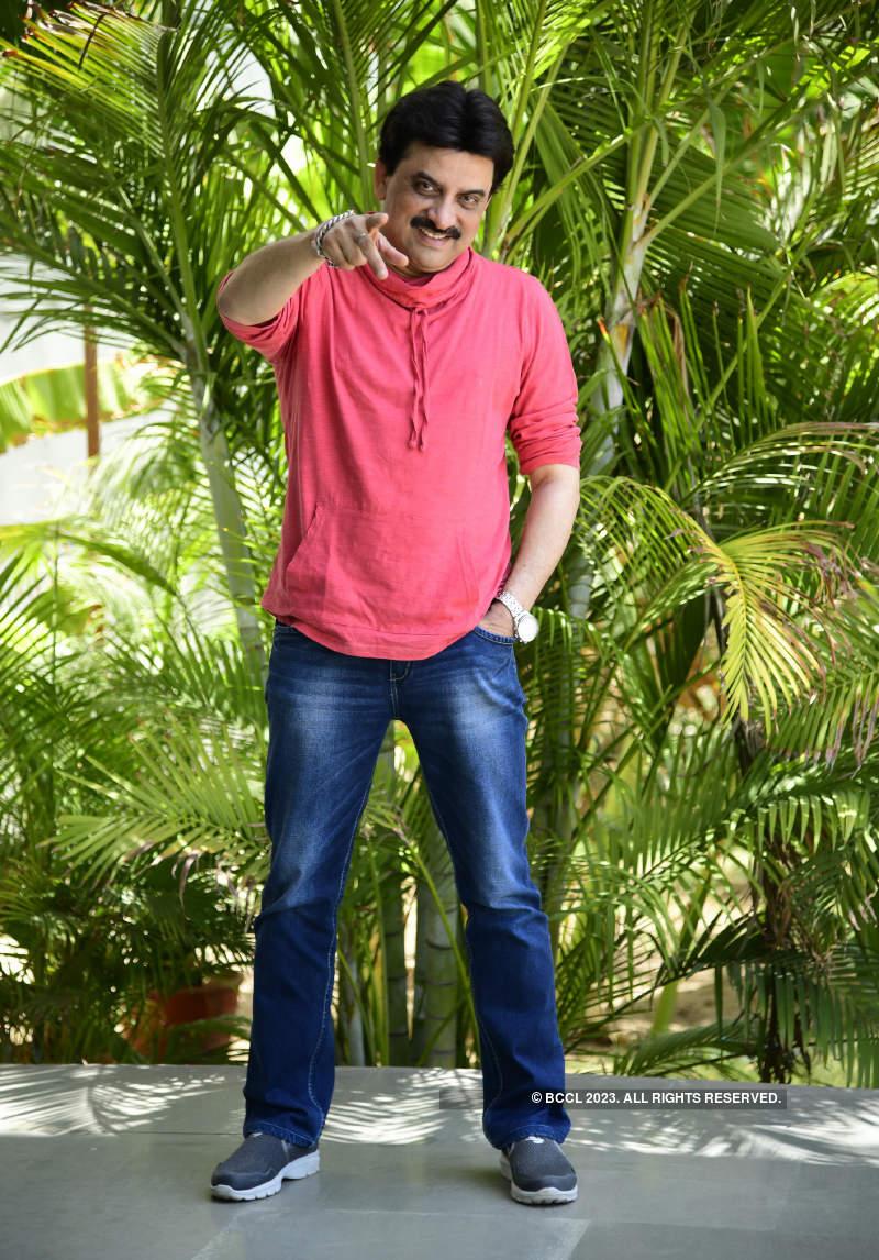 Hiten Kumar visits Ahmedabad