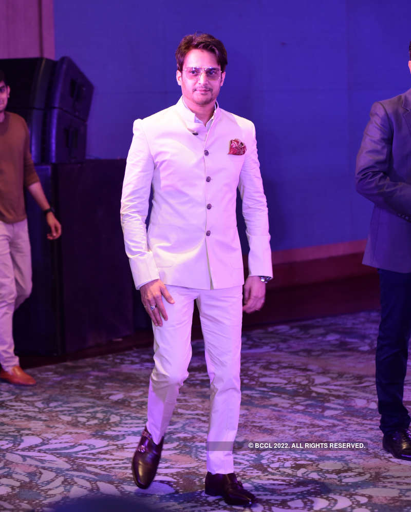 Jimmy Shergill attends Times Power Women 2019