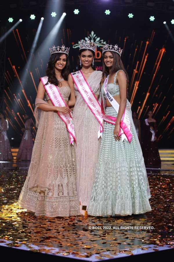 fbb Colors Femina Miss India 2019 Finale: Crowning Moments