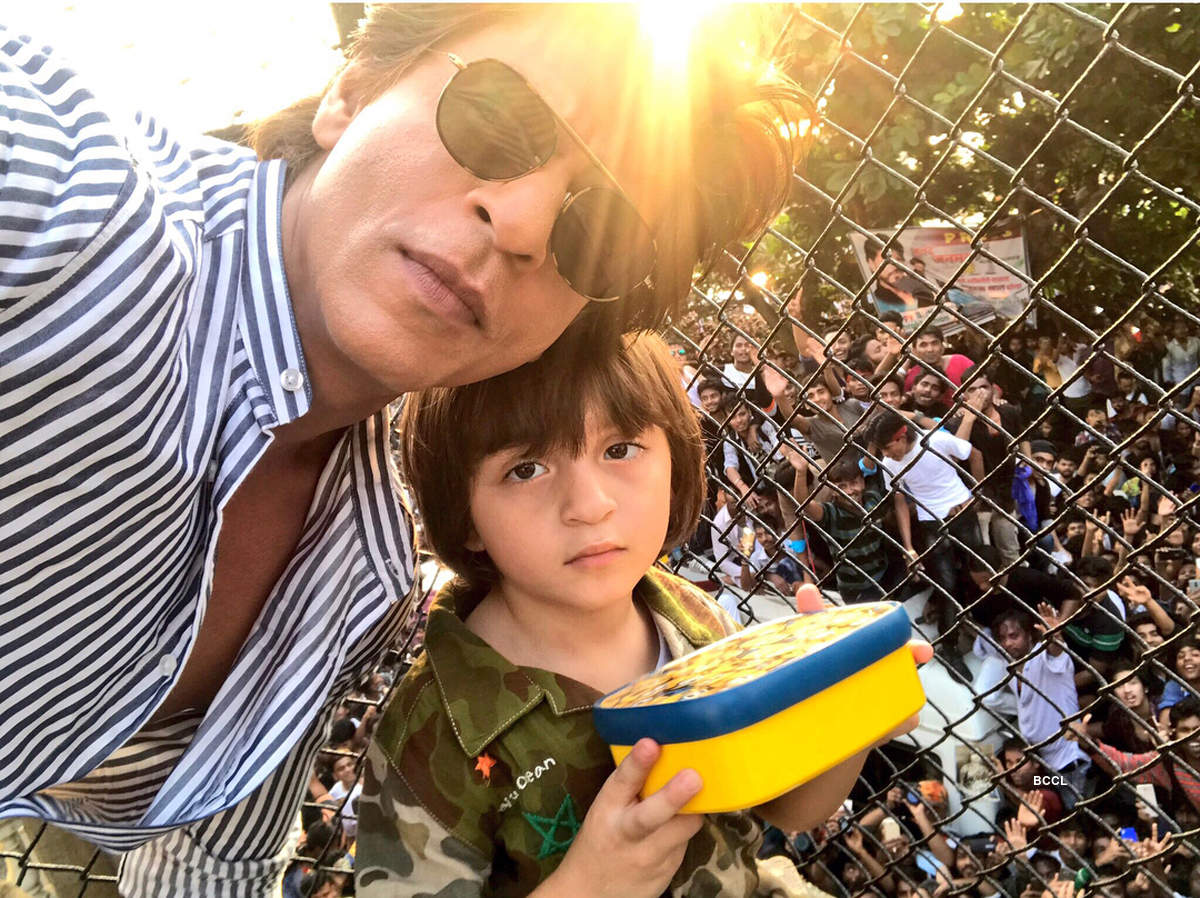 Father's Day 2020: Adorable pics of Bollywood's famous dads and their kids