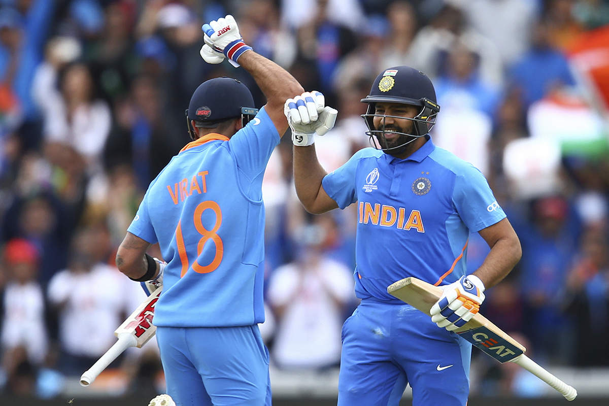 ICC World Cup 2019: India's reign over Pakistan continues, win by 89 runs