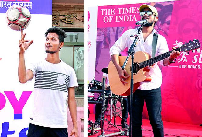 (L) Raju (R) Shivam Mishra (BCCL/ Aditya Yadav)