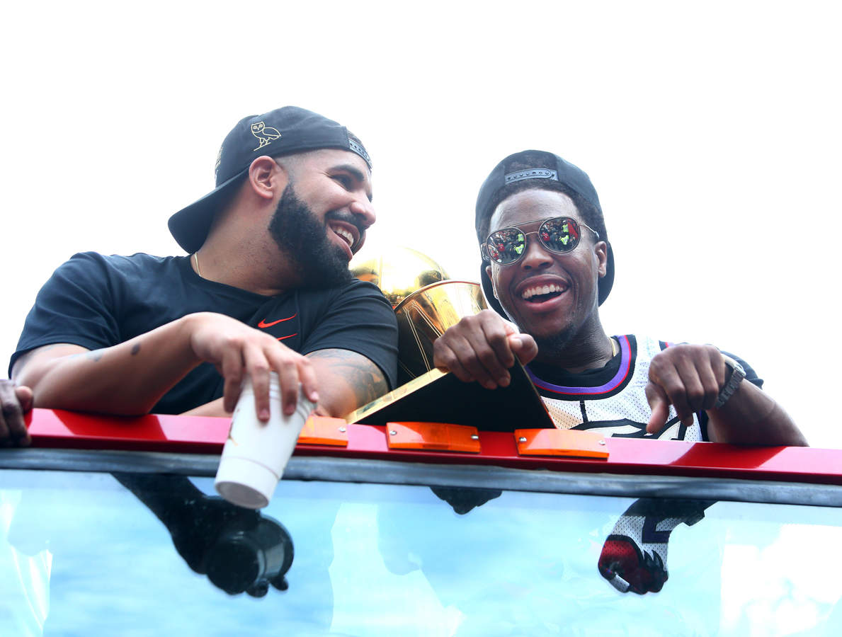More than a million people attend Toronto Raptors victory parade