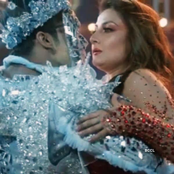 Nach Baliye 9 promo: Urvashi Dholakia is all set to shake a leg with her ex