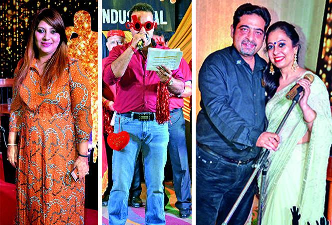 (L) Anupama Seth (C) Ashish Agnihotri (R) Ashu Malhotra and Rakhi Malhotra (BCCL/ IB Singh)