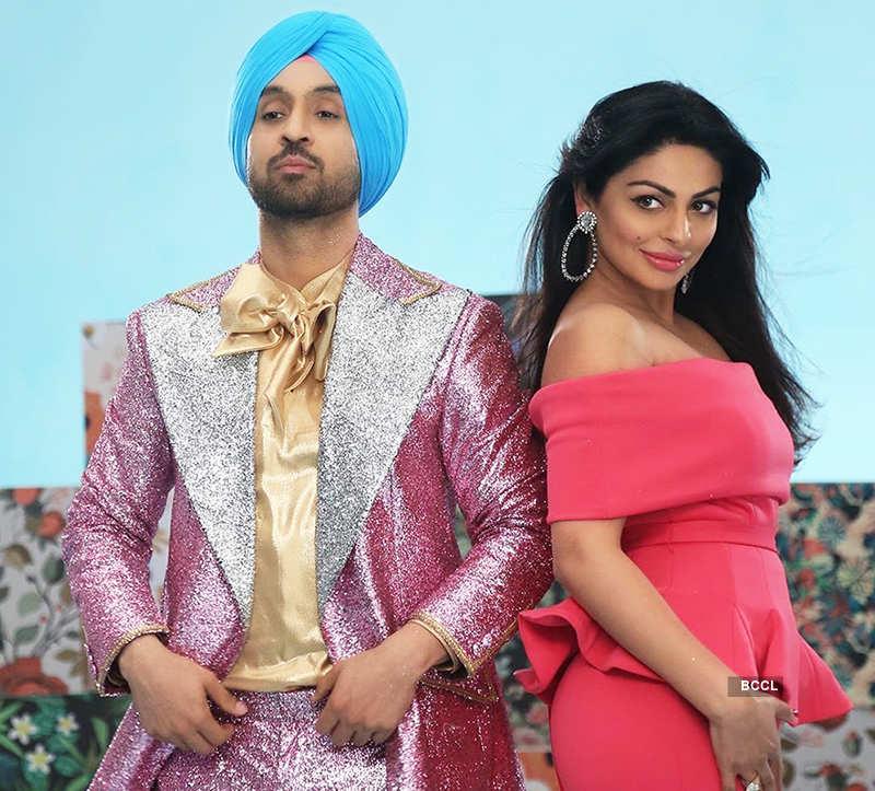 Diljit Dosanjh thinks Neeru Bajwa is the Indian lookalike of Kylie Jenner