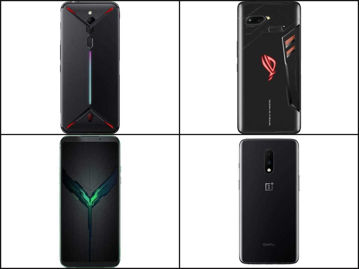 Nubia Red Magic 3 vs OnePlus 7 Pro vs Black Shark 2 vs Asus ROG Phone: Best 'gaming' smartphone in India​