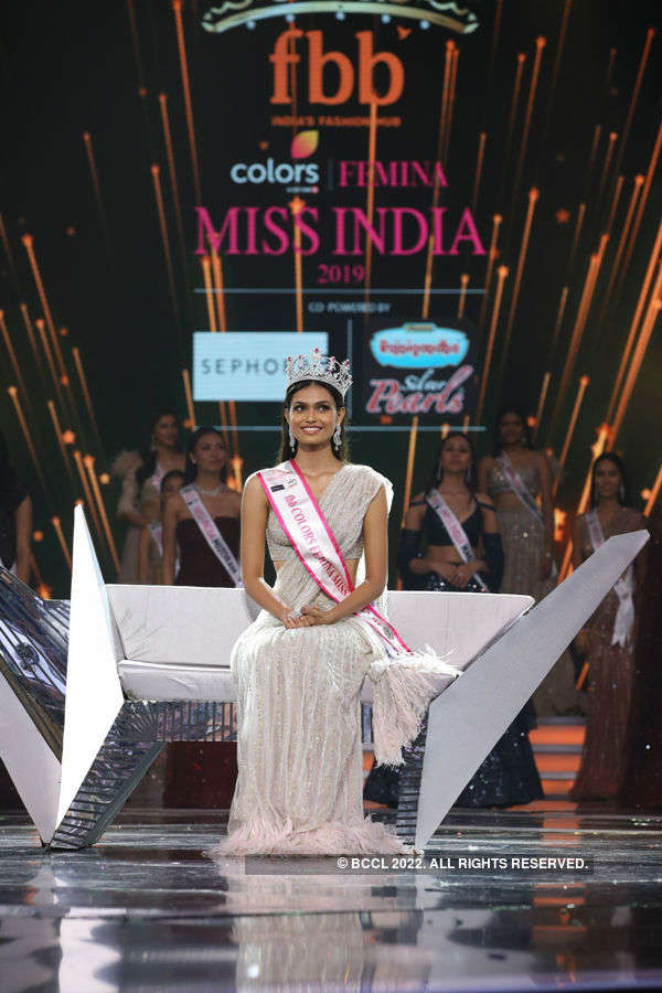 """""""Wearing the Miss India crown is a matter of great pride"""""""
