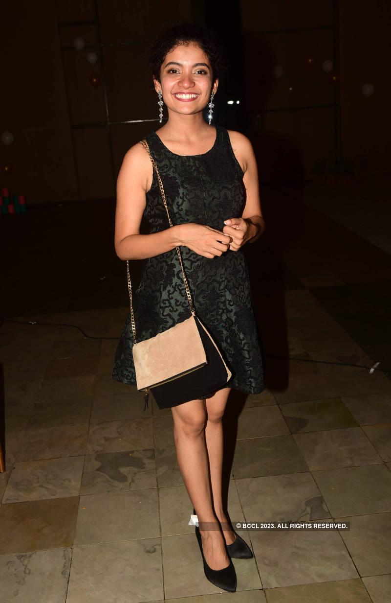 Singer Sachin Warrier and Pooja's wedding reception
