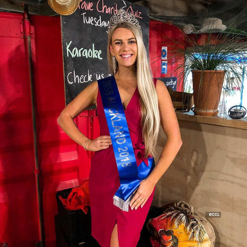 Emma Gribble crowned Miss Grand New Zealand 2019