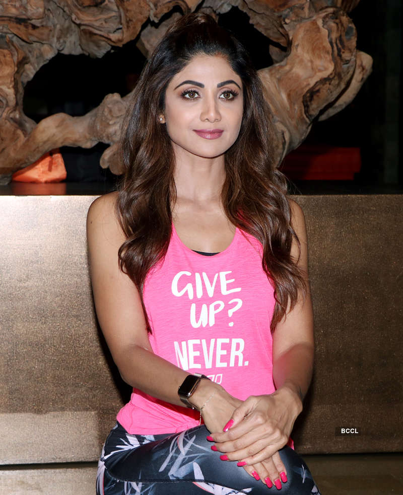 Shilpa Shetty Kundra launches Yoga App